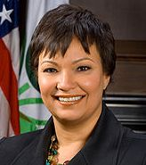 Lisa P Jackson official portrait